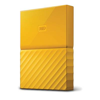 "Tvrdi disk vanjski 3000.0 GB WESTERN DIGITAL My Passport WDBYFT0030BYL, USB 3.0, 5400 okr/min, 2.5"", žuti"