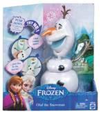 Igračka MATTEL, Disney, Frozen, Olaf the Snowman, snjegović Olaf