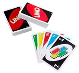 Igraće karte MATTEL, Uno