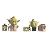 Memorija USB FLASH DRIVE, 16GB, TRIBE Star Wars FD007528, Yoda The Wise