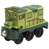 Drvena igračka TOMY, Chuggington Wooden Railway, Tomica i prijatelji, lokomotiva Dunbar
