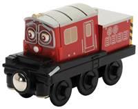 Drvena igračka TOMY, Chuggington Wooden Railway, Tomica i prijatelji, lokomotiva Irving