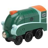 Drvena igračka TOMY, Chuggington Wooden Railway, Tomica i prijatelji, lokomotiva Olwin