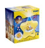 Projektor TOMY, Starlight Dreamshow, projektor zvjezdica, tri melodije, žuti