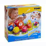 Igračka za kupanje TOMY, Aqua Fun, Octopals, male hobotnice