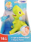 Igračka za kupanje TOMY, Light-up Bathtime Dragon, zmaj za kupanje