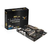 Matična ploča ASUS SABERTOOTH Z97 MARK 2/USB 3.1, Intel Z97, DDR3, zvuk, G-LAN, SATA, RAID, PCI-E 3.0, USB 3.1, HDMI, DP, ATX, s. 1150