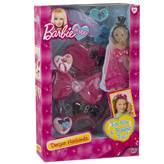 Igračka HTI, Barbie Designer Hairbands, Barbie kopče za kosu