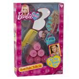 Igračka HTI, Barbie Sweet Stylin' Roller Set, Barbie set uvijača za kosu