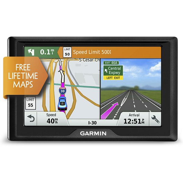 navigacija garmin drive smart 50lm links. Black Bedroom Furniture Sets. Home Design Ideas