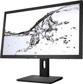 "Monitor 24"" LED AOC I2475PXQU, IPS, 4ms, 250cd/m2, 200.000.000:1, D-SUB, DVI, HDMI, DP, USB3.0, zvučnici, crni"