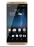 "Smartphone ZTE Axon 7, 5.5"" 2K AMOLED, QuadCore Kryo 2.15GHz, 4GB RAM, 64GB Flash, MicroSD, BT, GPS, 4G LTE, Dual SIM, 2x kamera, Android 6.0, zlatni"