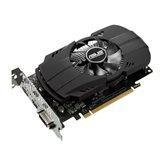 Grafička kartica PCI-E ASUS GeForce GTX 1050Ti Phoenix, 4GB, DDR5, DVI, HDMI, DP