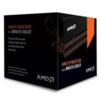 Procesor AMD FX X6 6350 BOX, s. AM3+, 3.9GHz, 14MB cache, Six Core, Wraith cooler