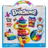Kreativni set SPIN MASTER, Bunchems, Mega Pack, šareni čičak za igru, 400 komada