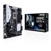 Matična ploča ASUS PRIME Z270-A, Intel Z270, DDR4, zvuk, G-LAN, SATA, M.2, PCI-E 3.0, SLI/CrossFireX, HDMI, DP, DVI-D, USB 3.1-C, ATX, s. 1151