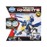 Kocke IONIX, Tenkai Knights, 2in1 Volt Jet/Sky Griffin