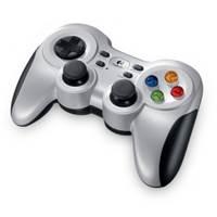 Gamepad LOGITECH F710, USB, bežični, srebrni