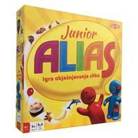 Društvena igra ALIAS JUNIOR