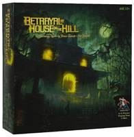 Društvena igra BETRAYAL AT THE HOUSE ON THE HILL, 2nd edition