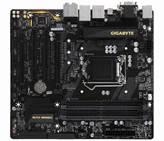 Matična ploča GIGABYTE GA-Z270M-D3H, Intel Z270, DDR4, zvuk, G-LAN, SATA, M.2, PCI-E 3.0, HDMI, DVI-D, D-Sub, USB 3.1, mATX, s. 1151