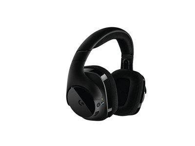 Slušalice LOGITECH Gaming G533, DTS 7.1, crne, WiFi
