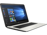 "Prijenosno računalo HP 17-x012nm Z5A10EA / DualCore N3060, DVDRW, 4GB, 128 GB SSD, HD Graphics, 17.3"" LED HD, LAN, BT, kamera, HDMI, USB 3.0, Windows 10, bijelo"