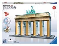 3D Slagalica RAVENSBURGER, Brandenburg Gate, Brandenburška vrata, 324 komada