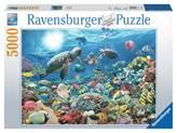Slagalica RAVENSBURGER, Beneath The Sea, podvodni svijet, 5000 komada