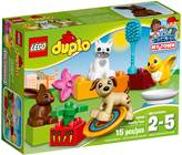 LEGO 10838, Duplo, Family Pets, kućni ljubimci
