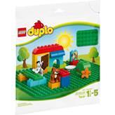 LEGO 2304, Duplo, Green Baseplate, zelena podloga za gradnju