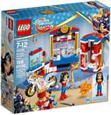 LEGO 41235, DC Super Hero Girls, Wonder Woman Dorm, spavaonica Wonder Woman