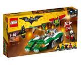 LEGO 70903, The Lego Batman Movie, The Riddler Riddle Racer, Riddler i zagonetno vozilo