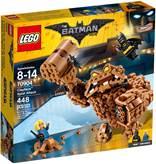 LEGO 70904, The Lego Batman Movie, Clayface Splat Attack, napad Clayfacea