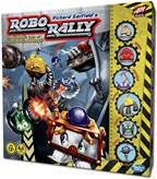 Društvena igra ROBO RALLY