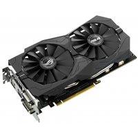 Grafička kartica PCI-E ASUS ROG Strix GeForce GTX 1050Ti Gaming, 4GB, DDR5, DVI, HDMI, DP