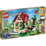 LEGO 31038, Creator, Changing Seasons, promjena godišnjih doba, 3u1