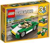 LEGO 31056, Creator, Green Cruiser, zeleni kabriolet, 3u1