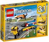 LEGO 31060, Creator, Airshow Aces, asovi aeromitinga, 3u1