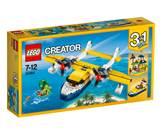 LEGO 31064, Creator, Island Adventures, avantura na otoku, 3u1