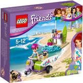 LEGO 41306, Friends, Mia's Beach Scooter, Mijin skuter za plažu