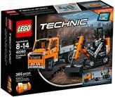 LEGO 42060, Technic, Roadwork Crew, ekipa za radove na cesti
