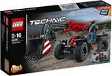 LEGO 42061, Technic, Telehandler, teleskopski utovarivač