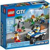 LEGO 60136, City, Police Starter Set, policijsku početnički komplet