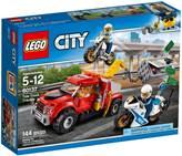 LEGO 60137, City, Tow Truck Trouble, nevolje s vučnim vozilom