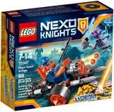 LEGO 70347, Nexo Knights, King's Guard Artillery, topništvo kraljevske garde