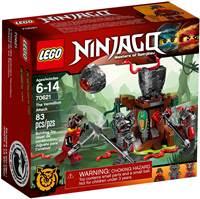 LEGO 70621, Ninjago, The Vermillion Attack, žarkocrveni napad