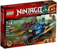 LEGO 70622, Ninjago, Desert Lightning, pustinjska munja