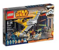 LEGO 75092, Star Wars, Naboo Starfighter