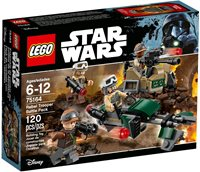 LEGO 75164, Star Wars, Rebel Trooper Battle Pack, bojni paket pobunjenika